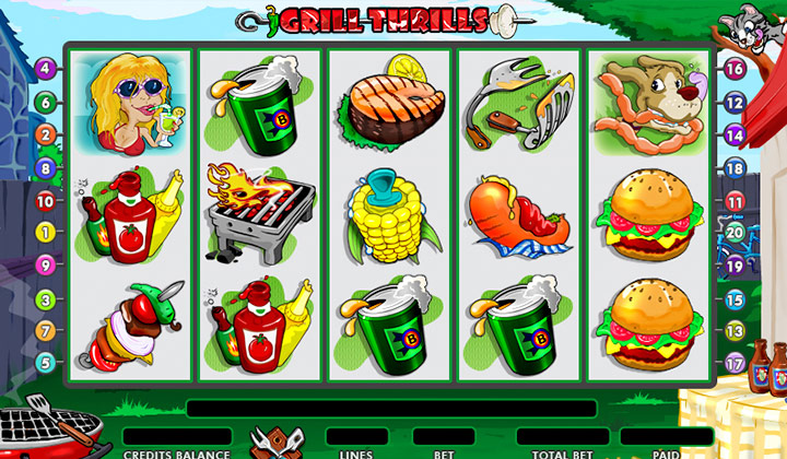 Ultimate Grill Thrills Jackpot Demo Image