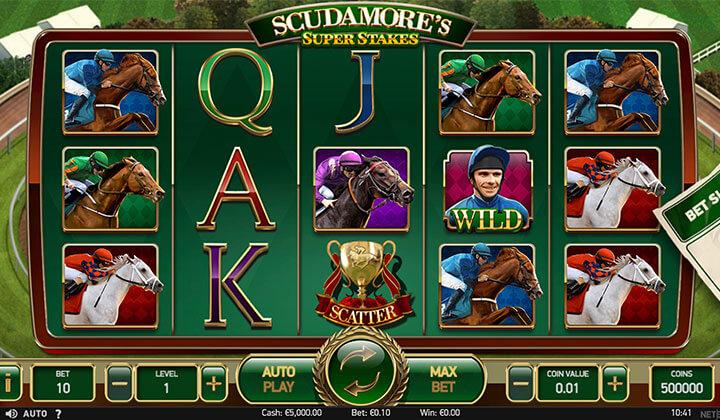 Scudamore's Super Stakes Demo Image